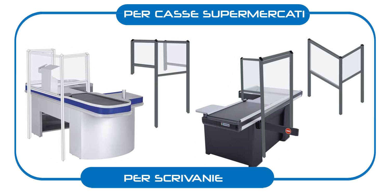 barriere-protettive-coronavirus-casse-supermercati -
